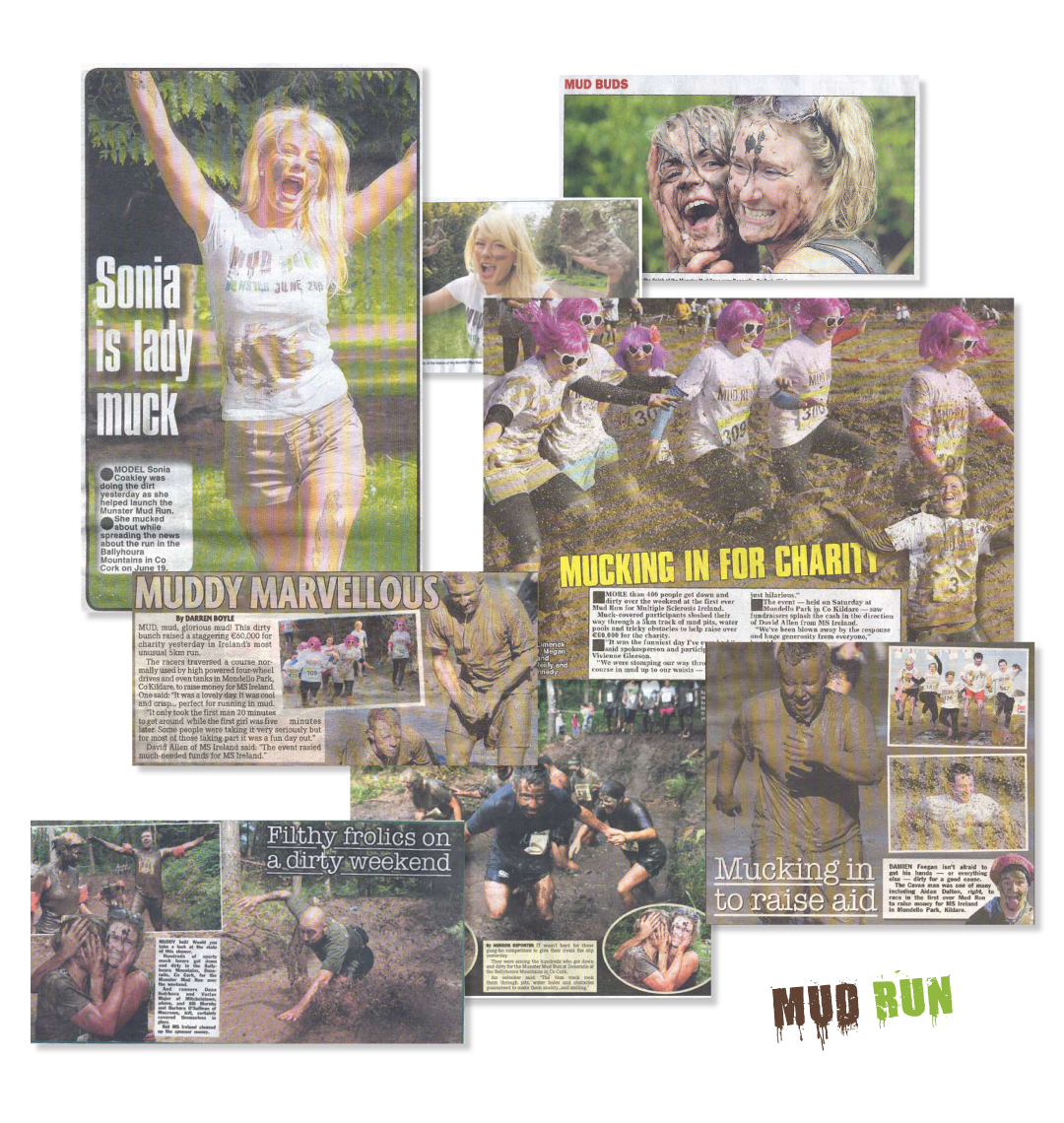 mudrun_newspaper_clippings