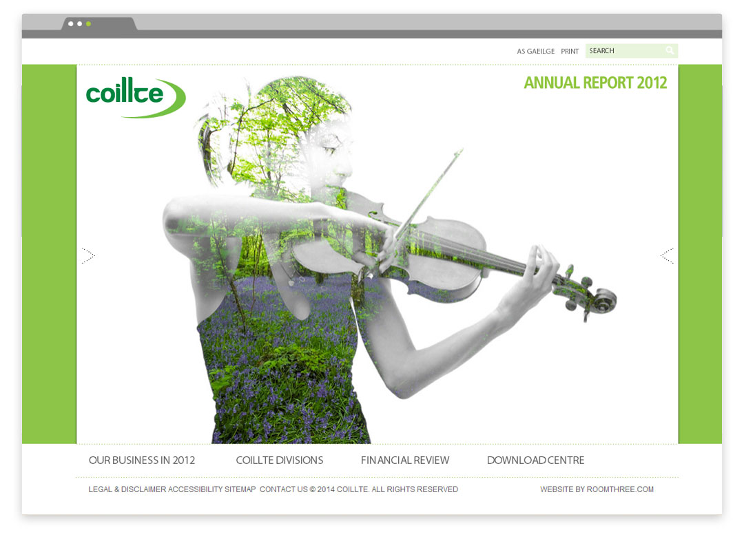 Coillte Annual Report