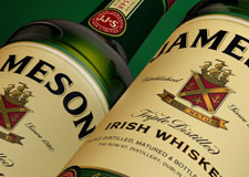 Jameson Tour Display