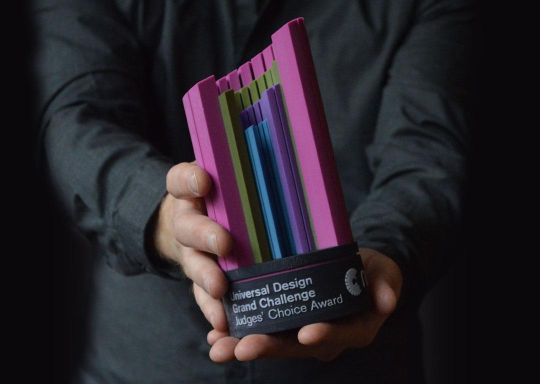 UDGC 3D Printed Trophy